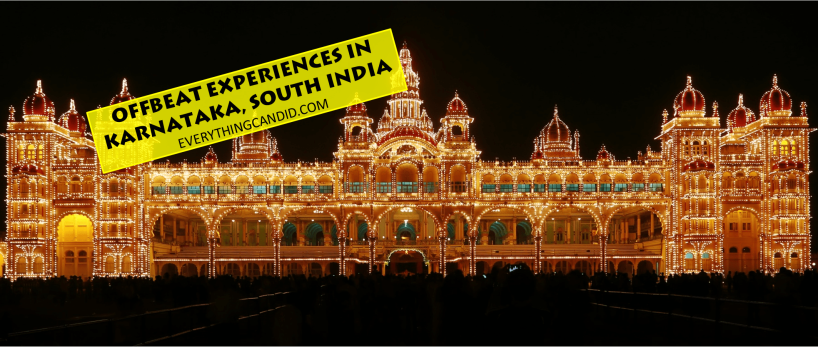Karnataka - Visit South India for offbeat experience