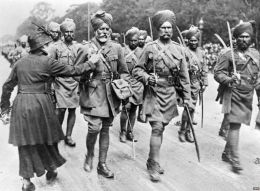 Indian Arms World War I (3)