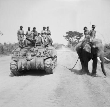 Indian Soldiers in World War II (2)