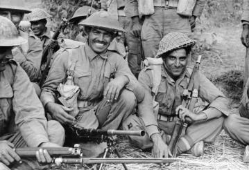 Indian Soldiers in World War II (5)