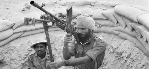 Indian Soldiers in World War II (7)