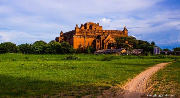Pyathat Gyi temple bagan 2