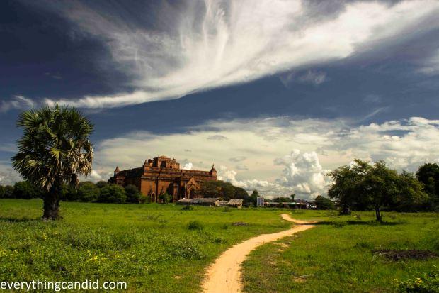 Pyathat Gyi temple bagan