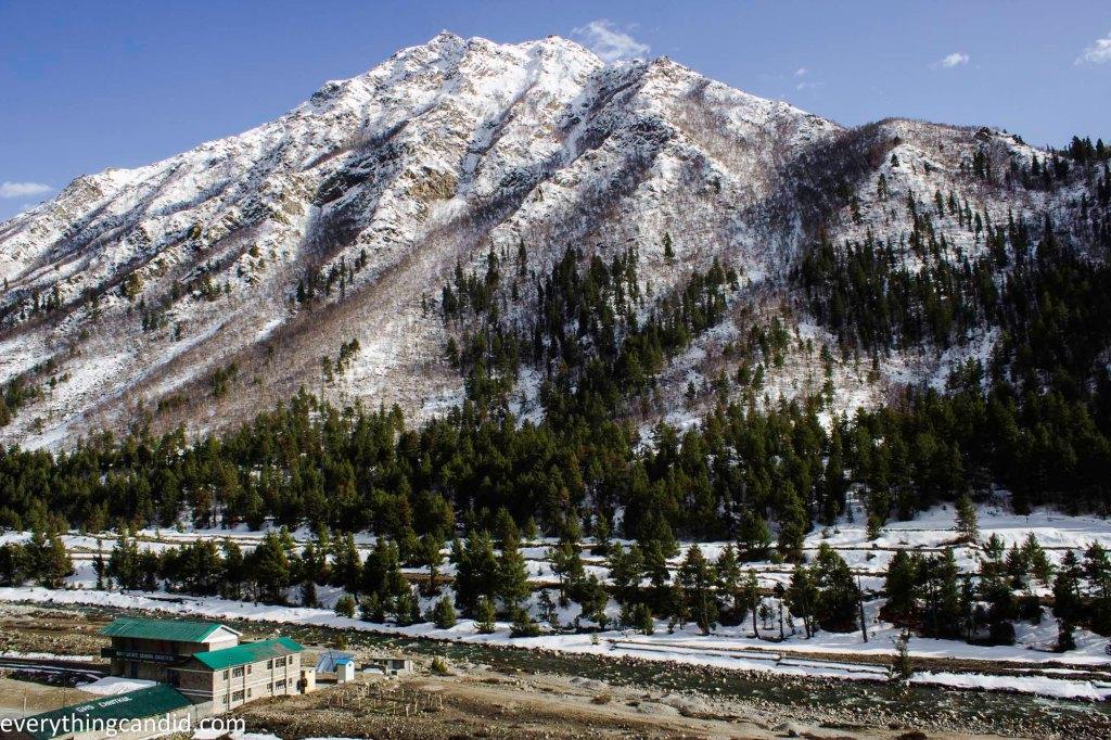 Himalaya in Chitkul